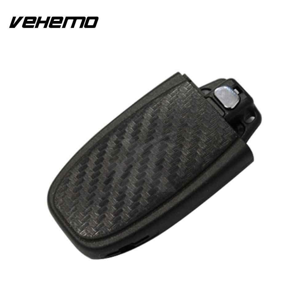 Vehemo Carbon Car Remote Control Sticker Repair Damages Auto Key Sticker  Car Key Sticker PVC Stickers for Audi A4L/A5/A7/A8