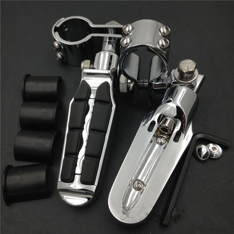 ФОТО Foot Rests / Motocycle Accessories / motorcycle pedal for Harley XL883/1200