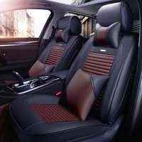 Car Seat Cover For Toyota Camry Wish Vitz Aygo Lc200 Yaris Fortuner Harrier Hilux 2014 2013
