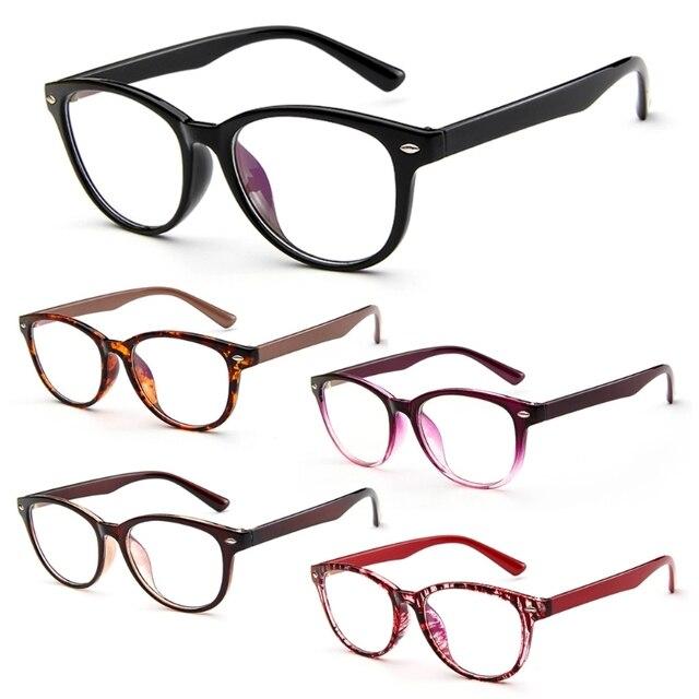 e188b05656 Retro Eyeglasses Frame Full-Rim Men Women Vintage Glasses Eyewear Clear  Lens New