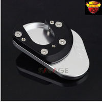 CNC Side Kickstand Stand Extension Plate For KTM DUKE 125 200 390 690