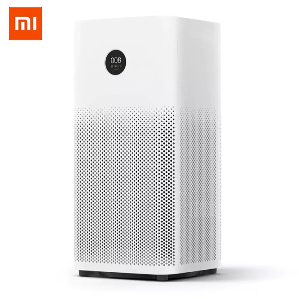 Xiaomi Mijia Purificateur D'air D'origine 2 s OLED Affichage Intelligent Stérilisateur Ménage Odeur Propre 3-couches Filtre APP WIFI contrôle