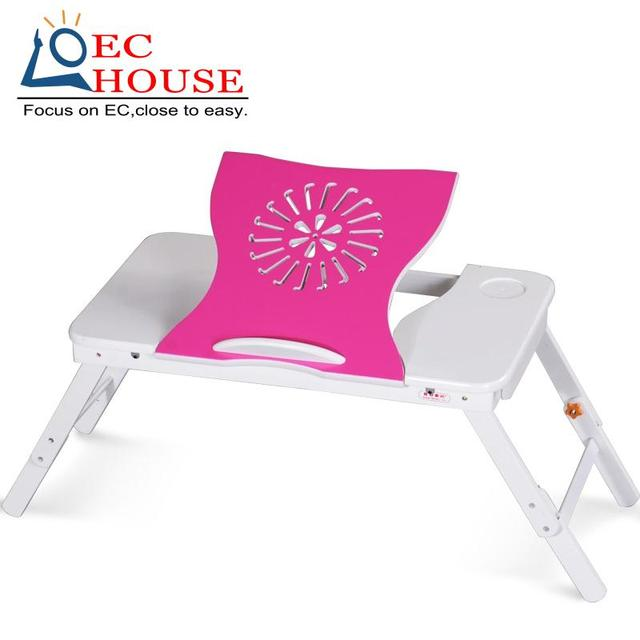 Beautiful notebook European on the comter desk with a large bed learning table folding FREE SHIPPING