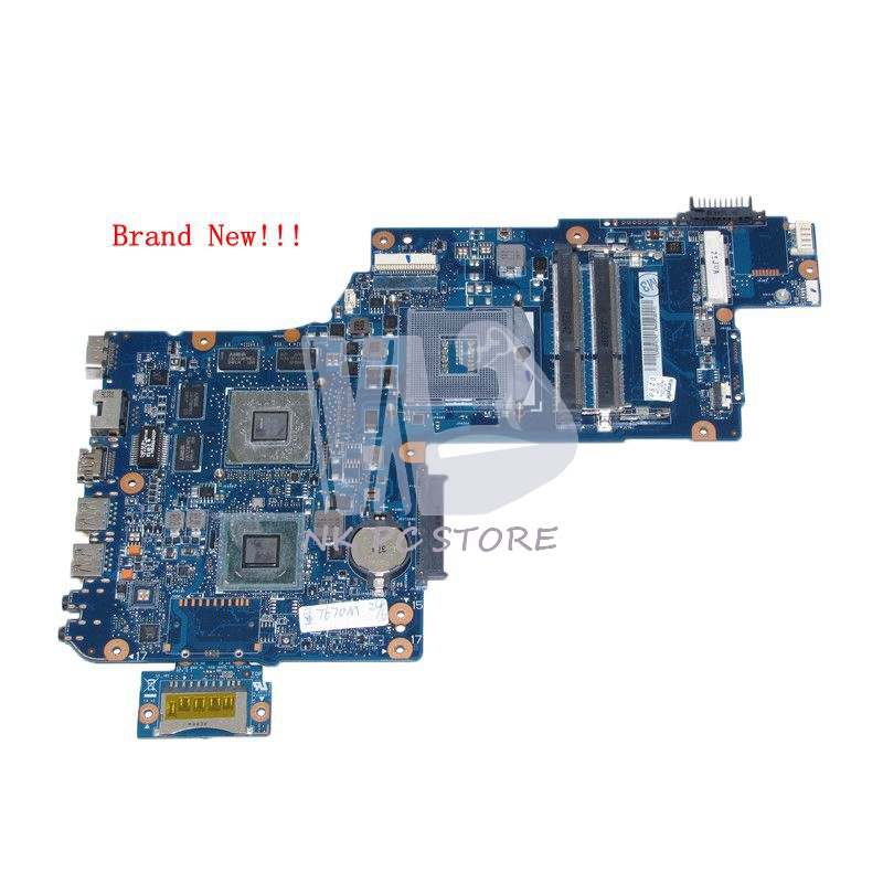 NOKOTION NEW H000038250 MAIN BOARD For Toshiba Satellite C870 L870 17.3 screen Laptop Motherboard HM76 DDR3 HD7670M Video cardNOKOTION NEW H000038250 MAIN BOARD For Toshiba Satellite C870 L870 17.3 screen Laptop Motherboard HM76 DDR3 HD7670M Video card