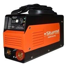 Аппарат сварочный инверторный Sturm! AW97I27N (Диапазон тока 20-270А, мощность 9400Вт, электроды толщиной до 5 мм)
