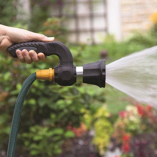 Fireman's Hose Lawn Garden Super Powerful Car Washing Mighty Blaster