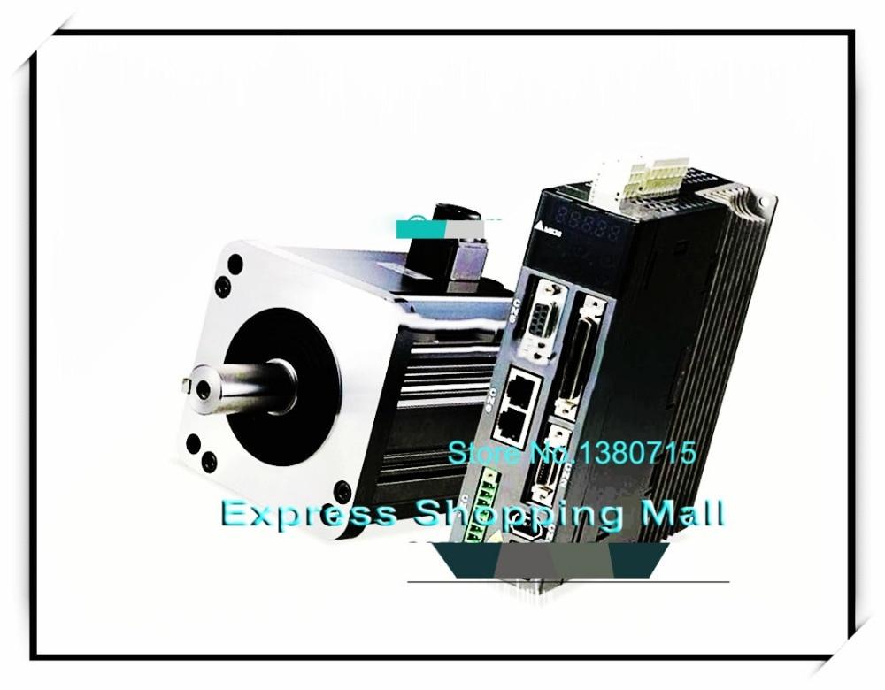 ECMA-G11306SS ASD-A2-0721-M 5.73NM 1000r/min AC Servo Motor & Drive kits with cable ECMA-G11306SS + ASD-A2-0721-M asd 19