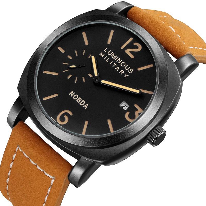 ᓂ2016 New Brand Mens ① Watch Watch Casual Quartz Military