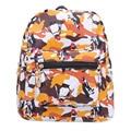 PU Leather Women Small Backpacks Cartoon Penguin Backpack Waterproof Cute School Bag For Teenager Girls Leisure Travel rucksack