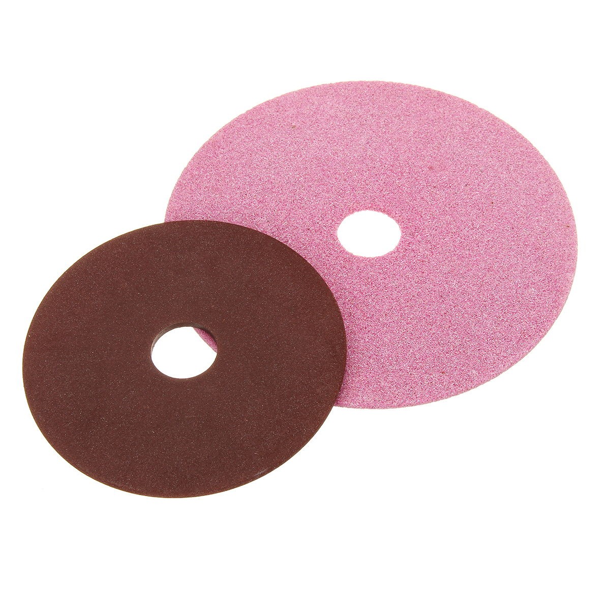 Ceramic/Resin Durable Grinding Wheel Disc Replacement For Chainsaw Sharpener Grinder 3/8 & 404 Chain Easy To Install And Use