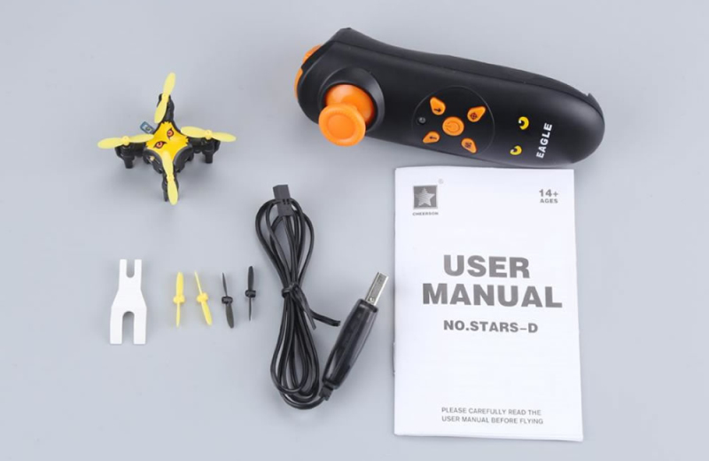 2018 poche chaude MINI RC Drone garçon jouet 2.4G 6 axes gyroscope une clé démarrage 3D rouleau capteur de gravité RC quadrirotor hélicoptère meilleur cadeau - 6
