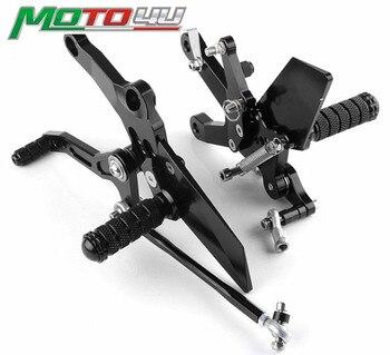 For Kawasaki Ninja 400 2018 Motorcycle Rear Sets Rearset Footrest Foot Rest Pegs