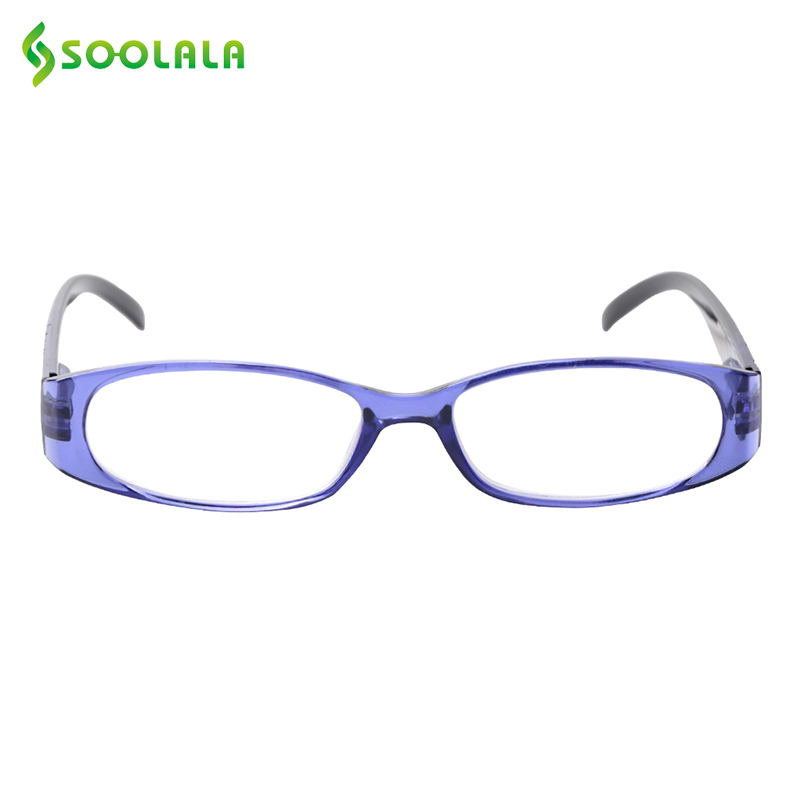 Open-Minded Soolala Vintage Women Men Rectangle Presbyopic Reading Glasses With Match Pouch +1.0 1.5 2.0 2.5 3.0 3.5 Crazy Price