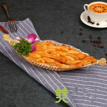 Simulated Food Model Simulated French Fries Model Home Jewelry Simulation Vegetable Model Decoration Handicraft Artificial Props