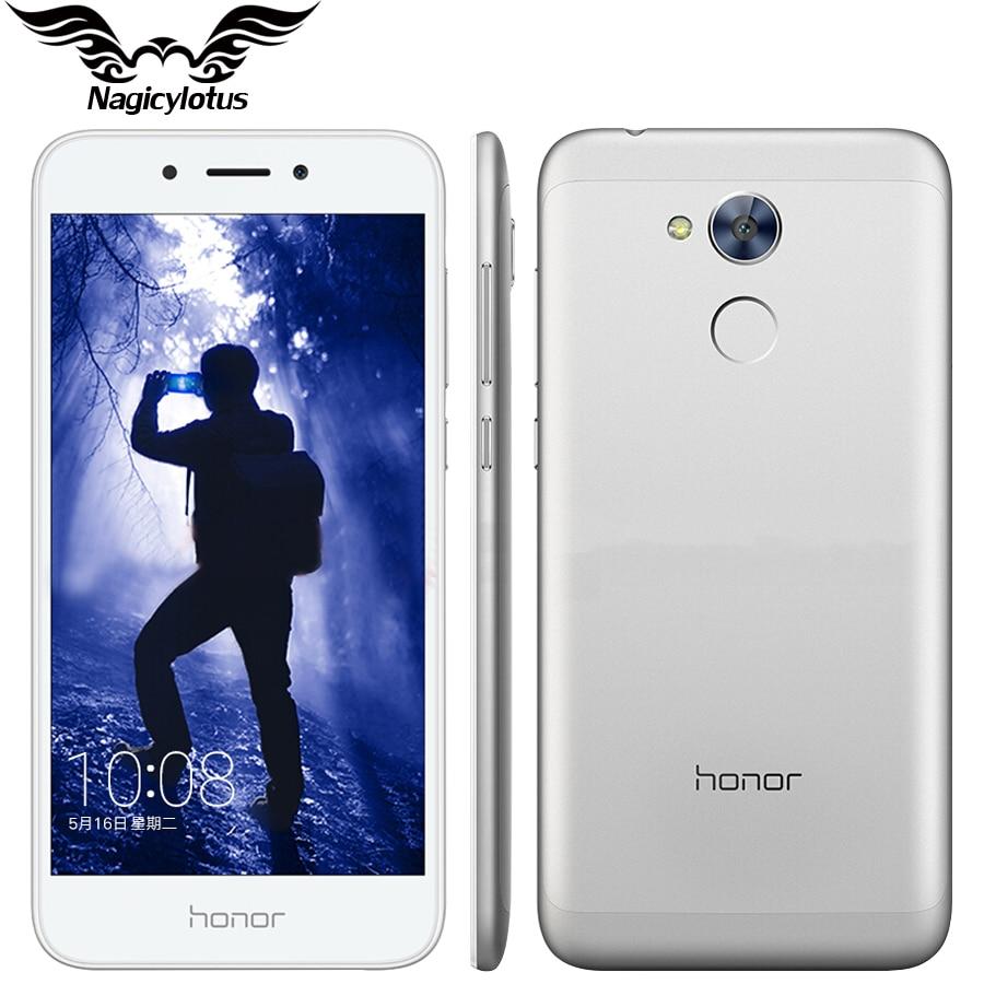 Original Huawei Honor 6A 3GB RAM 32GB ROM Snapdragon 430 Octa Core 5.0 inch Android7.0 Fingerprint 13.0MP 3020 mAh Mobile Phone