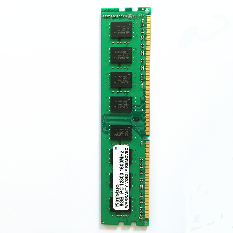 Brand New Sealed DDR3 1600mhz  / PC3-12800 16GB (8GB *2) Desktop RAM Memory  High quality  , super stable , game first