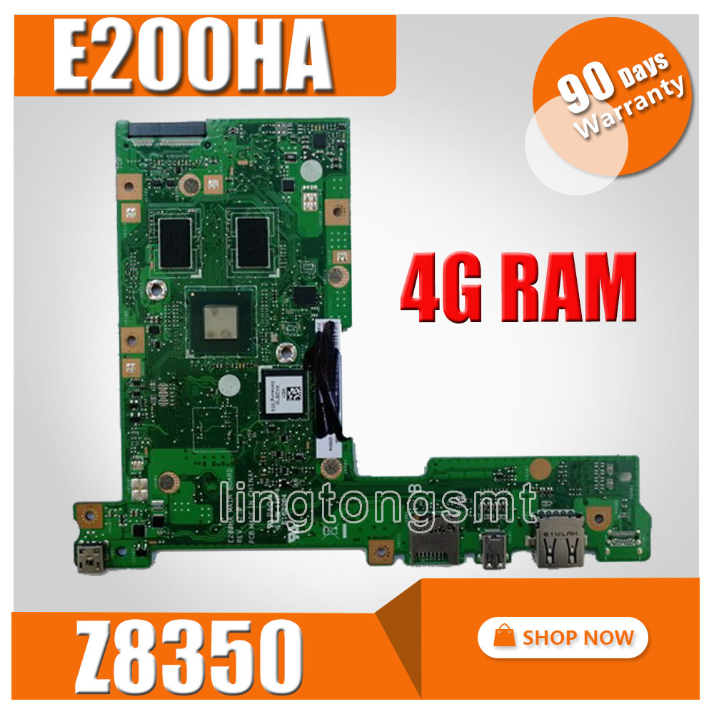 E200HA MAIN_BD._4G RAM /Z8350/AS 32G-SSD E200HA motherboard For Asus E200 E200H E200HA Laptop motherboard MainboardE200HA MAIN_BD._4G RAM /Z8350/AS 32G-SSD E200HA motherboard For Asus E200 E200H E200HA Laptop motherboard Mainboard