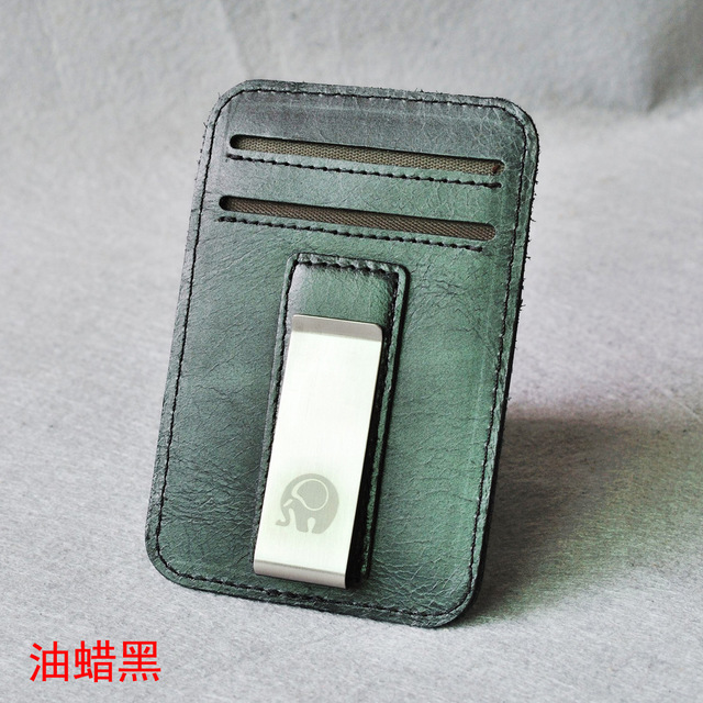 Minimalist Credit Card Holder