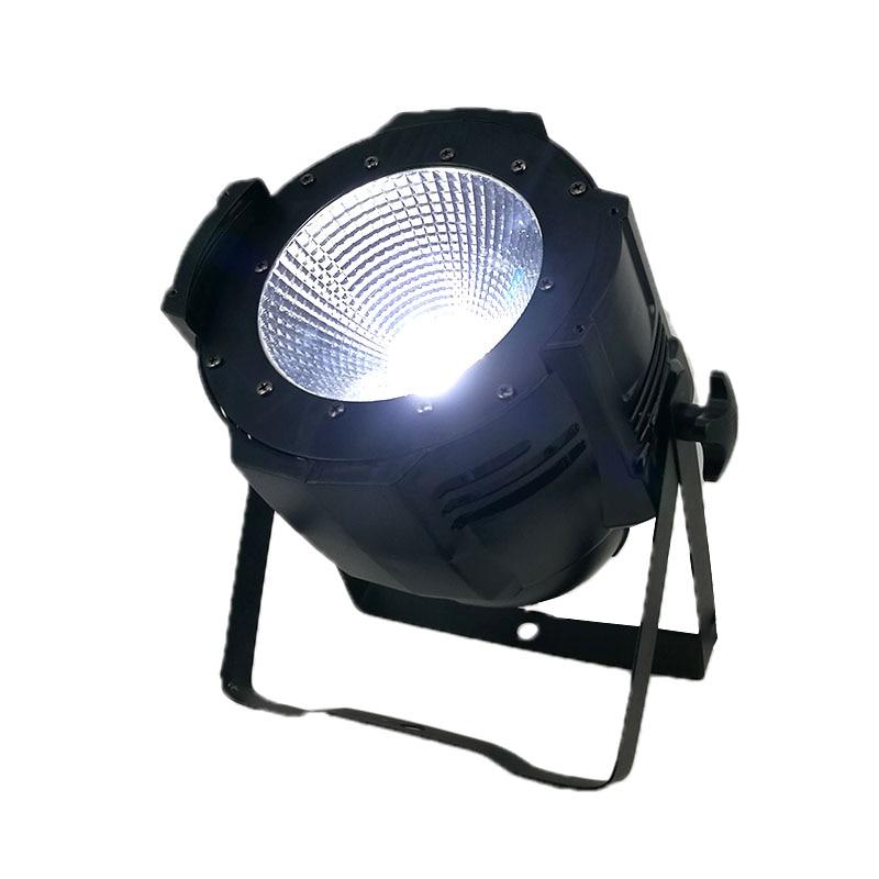 4 pcs/lot LED Par 200 w COB Feux RGBW 4in1 en alliage d'aluminium Quad Éclairage de Scène Effet Disco Discothèque scène professionnelle et dj