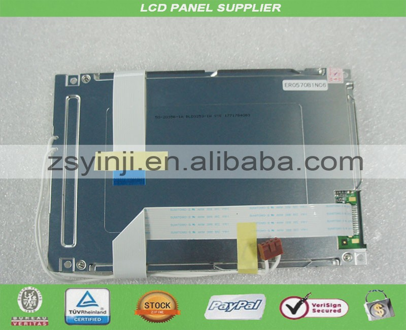 5 7 Lcd display panel ER0570B1NC6