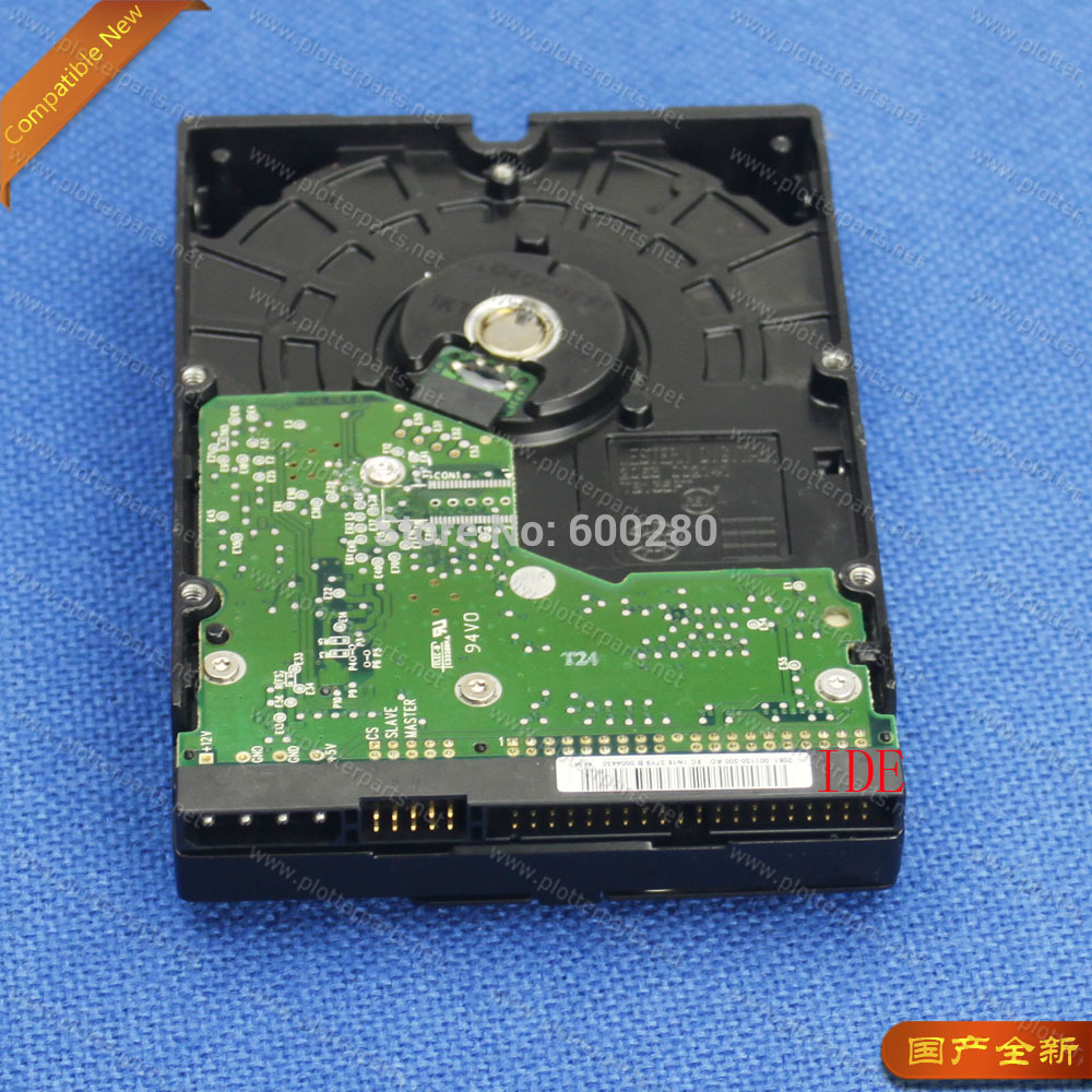 C4724-60021 C4704-60225 C4724-69021 C4724-60005 hard disk drive HDD Formatter without HP DJ 2500CP 3000CP 3500CP 3800CP 4.3GB