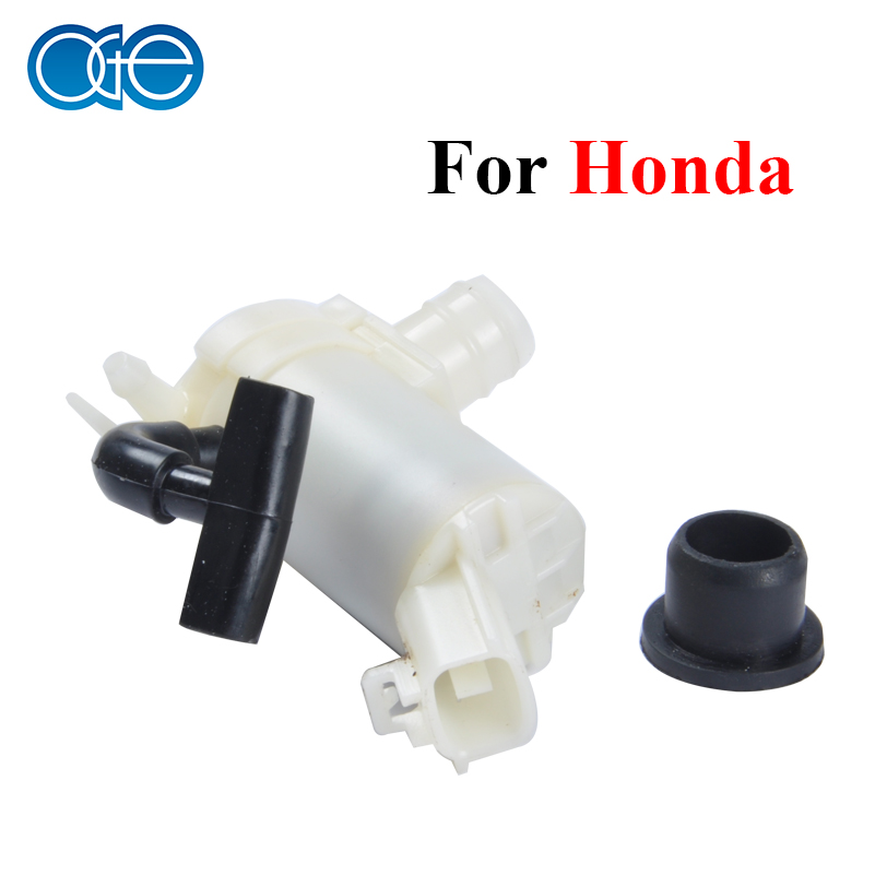 Windshield Washer Pump Fit For Honda Civic Accord ACURA TSX 2009 2010 2011 2012 2013 2014 2015 2016 Window Headlight 76846TA0A01 image