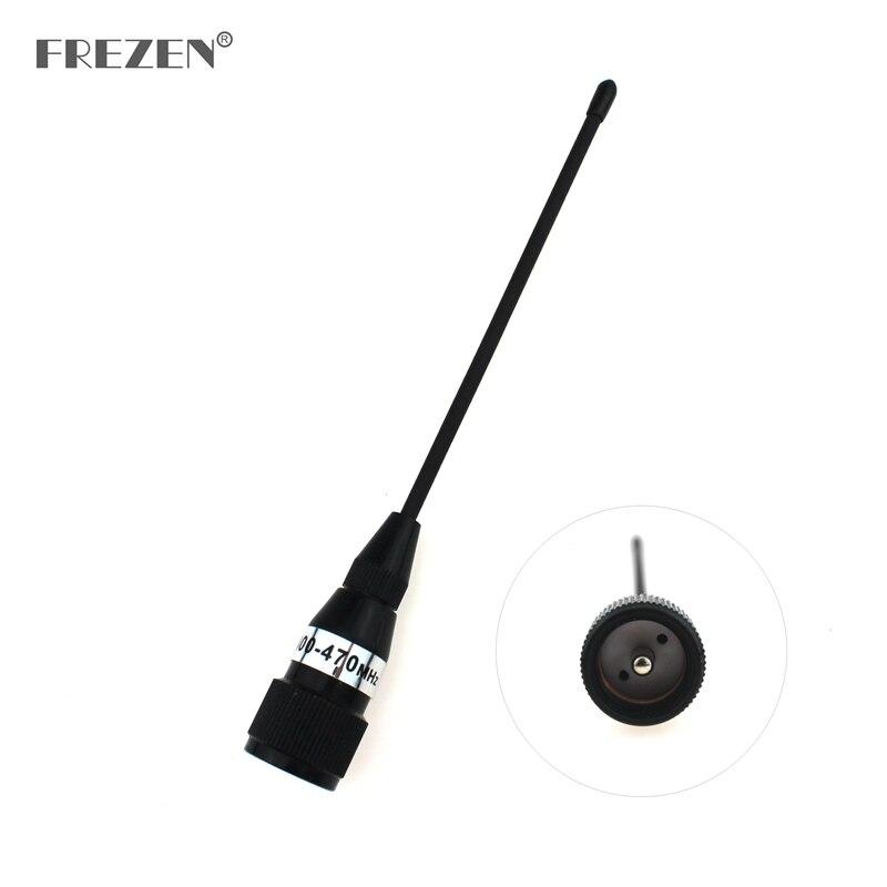 US $6 8  Mini Rubber Car Antenna Short Covert Rubber Soft Mobile Radio  Antenna For Yeasu KENWOOD Mobile Radio Walkie Talkie-in Walkie Talkie from