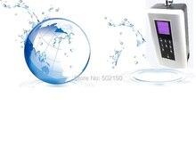 3 platinum titanium electrode alkaline water ionizer machine