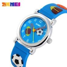 SKMEI Children Quartz Watch Boys Girls Sports Watches Fashion Casual Ladies Wristwatches Jelly Kids Clock girls Students Clock