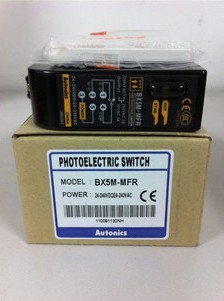 [original quality] new Autonics Otto Nicks photoelectric switch BX5M-MFR . otto nicks autonics optical fiber sensor bf3rx original genuine