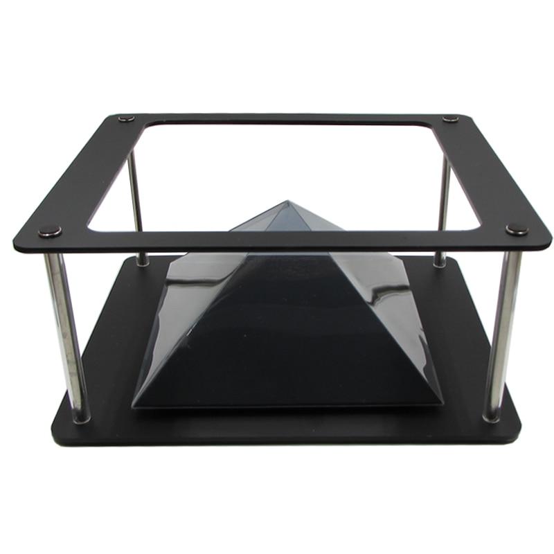 Holographic Tablet PC 3D Holographic Projection Pyramid DIY for Max - Տնային աուդիո և վիդեո - Լուսանկար 2