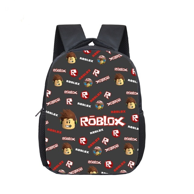 Roblox Game Collage Backpack Children School Bags Daily Backpack Students Primary Kindergarten Backpack Kids MochilasRoblox Game Collage Backpack Children School Bags Daily Backpack Students Primary Kindergarten Backpack Kids Mochilas