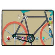 Новейшая модель; 2.5D 10 дюймов MediaTek Octa Core MT8752 ips 4G Оперативная память 64G Встроенная память Сотовая связь 2 SIM телефон, планшет, PC, 4 аппарат не привязан к оператору сотовой связи gps WI-FI Android 8,0