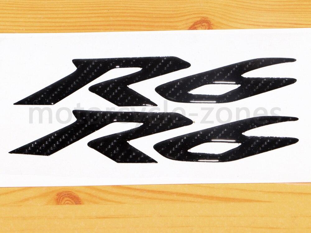 3d In Fibra Di Carbonio Decal Sticker Pad Triple Tree Top Morsetto Superiore Front-end Piastra Di Protezione Forcella Decal Per Ducati 959 1199 1299