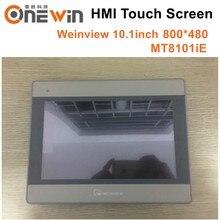 Weinview weinview mt8101ie hmi tela de toque 10.1 polegada 800*480 interface da máquina humana
