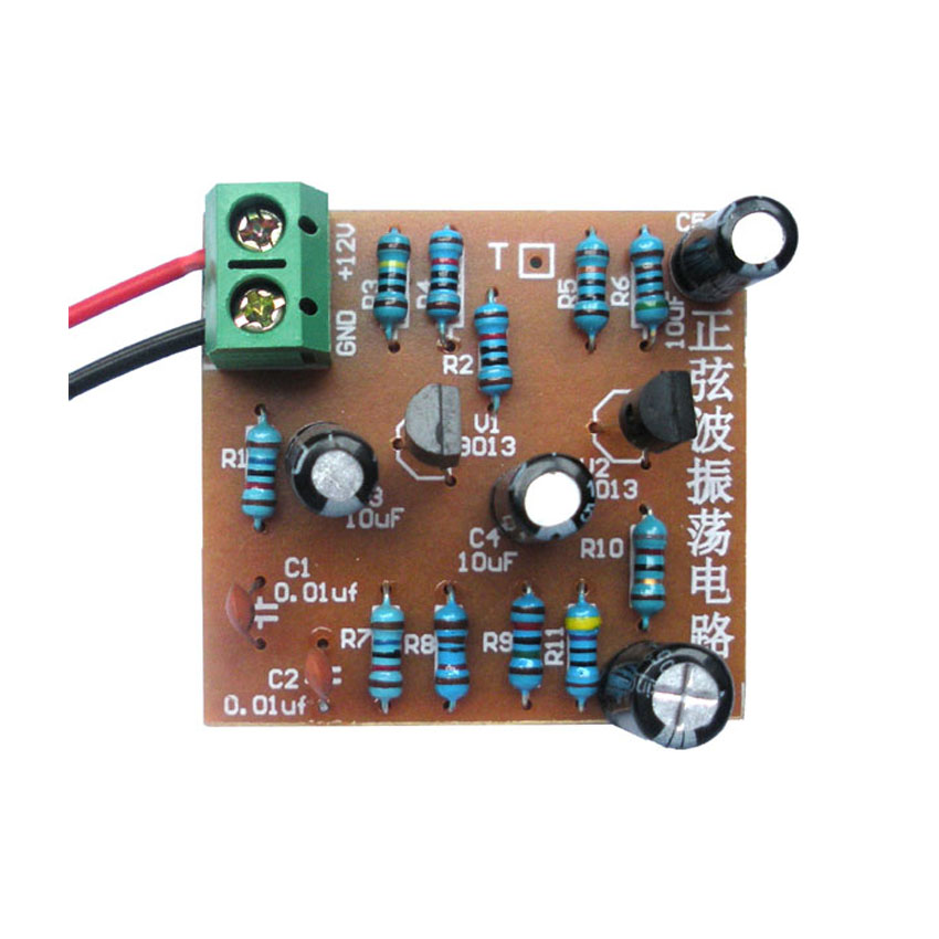 Sine Wave Generator Kit : Ξsine wave oscillator waveform generator ∞ circuit