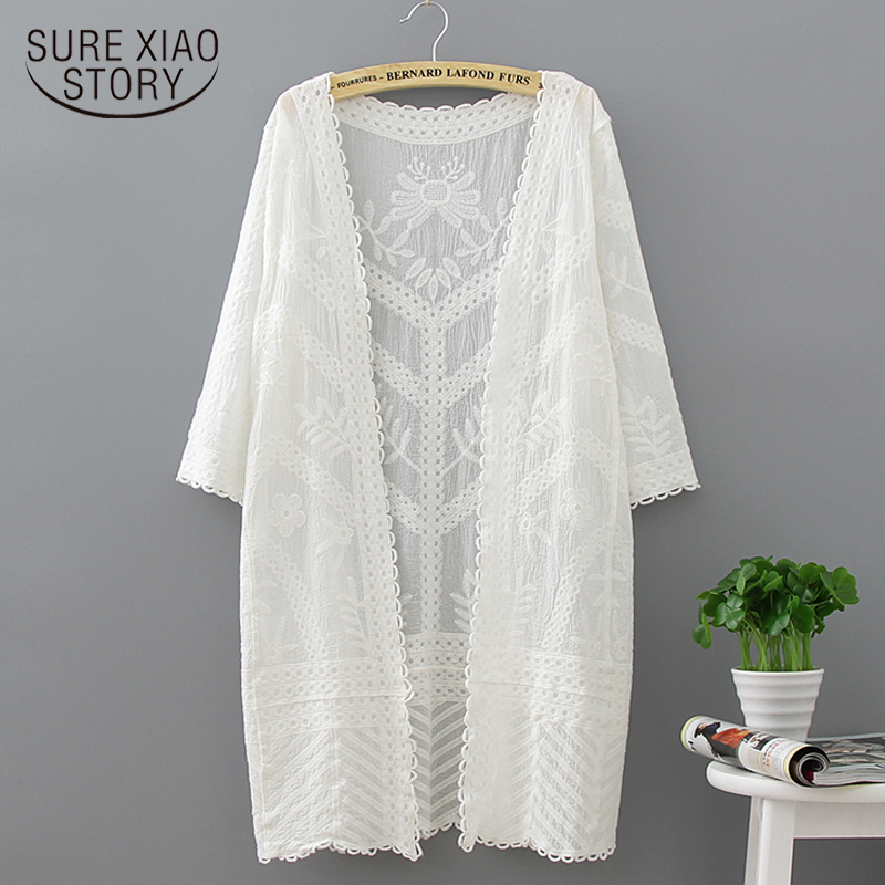 2019 Fashion Flare Sleeve O-Neck Summer Blouse Women Shirt