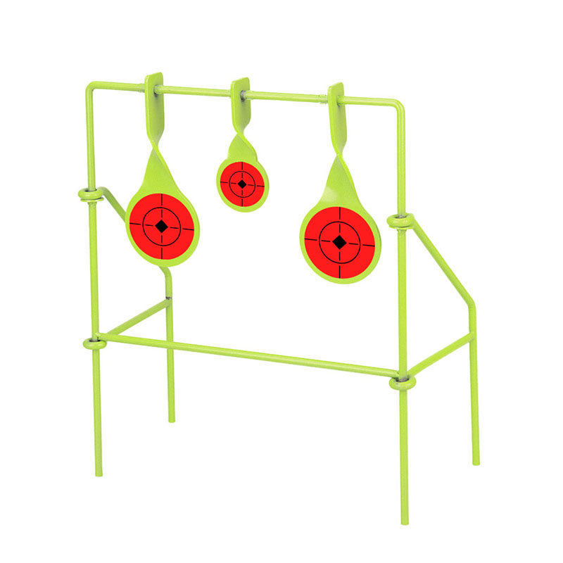 Bull's-Eye Target Shooting Target Iron Target For Outdoor Sport Gs36-0015