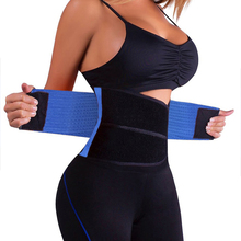 New Women Men Waist Cincher Support Belts Lumbar Corset Slimming Free Training Lower Back Brace