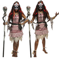 easter costume for women flamen cosplay witch costume for women native indian costume halloween cosplay