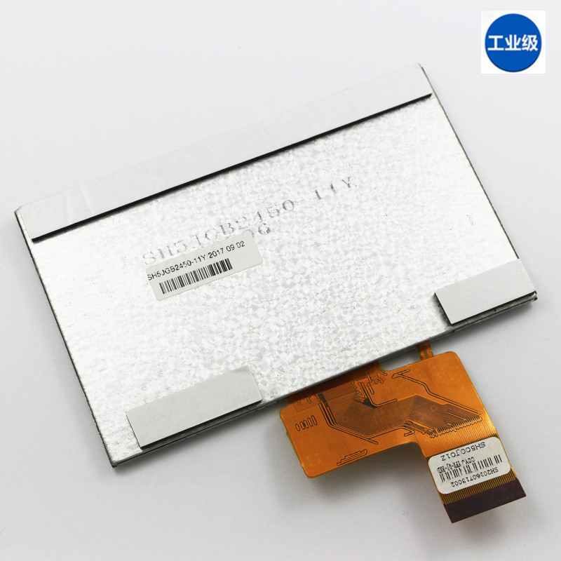 Новый 5-дюймовый TFT сенсорный экран TFT-дисплей с разрешением 800x480 для промышленного