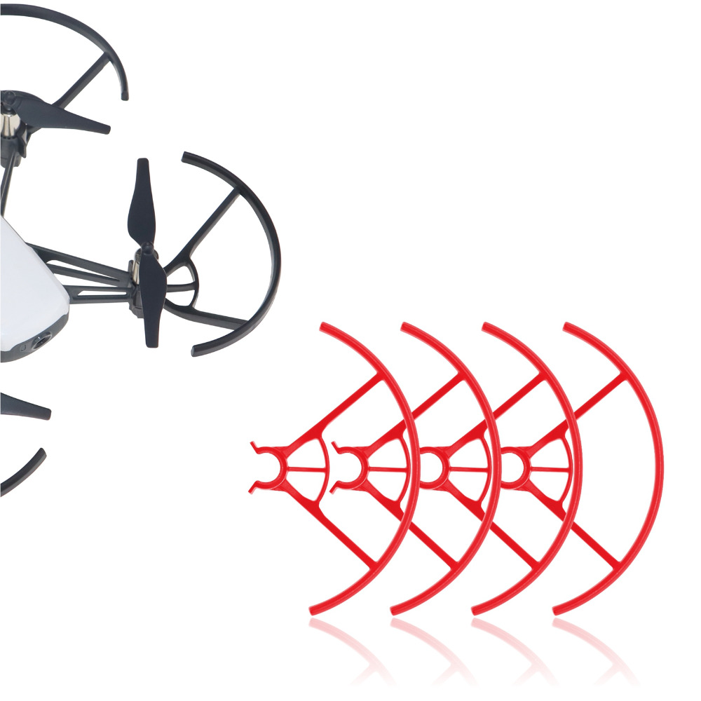 For DJI Tello Propeller Guard Quick Release Props Protector Blades Bumper Protection Ring For DJI Tello Drone Quadcopter