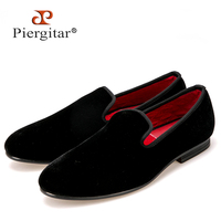 Hot Selling Plus Size And Many Colors Plain Men Velvet Loafers Men Wedding And Party Shoes