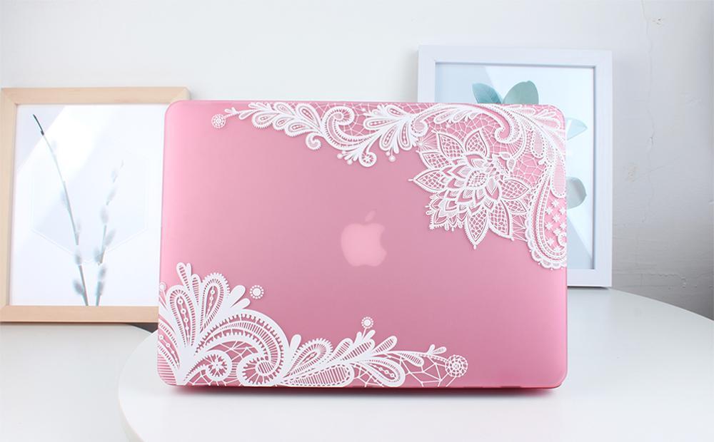 Batianda Rubberized Hard Cover Case for MacBook 62