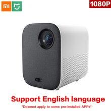 Original Xiaomi Mijia Mini Projector DLP Portable 1080p Supp