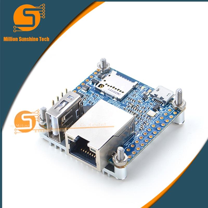 RealQvol FriendlyARM NanoPi NEO 256M/512M Allwinner H3 Quad