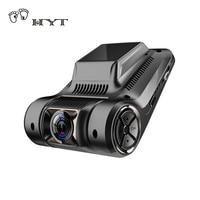 HYT Hidden Type Car Detector DVR Full HD 1080P 4x Zoom Night Vision Car Dvr Wifi
