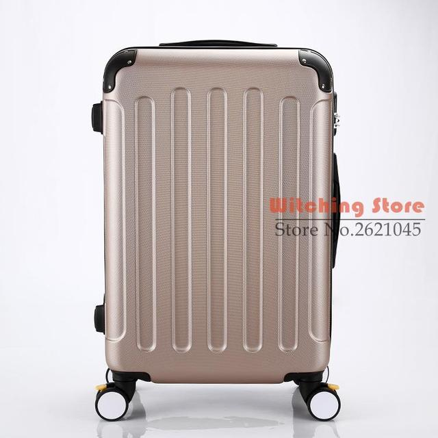 22 INCH  2022242628# Explosion models recommended for wear resistant waterproof trunk ABS diamond pattern travel box