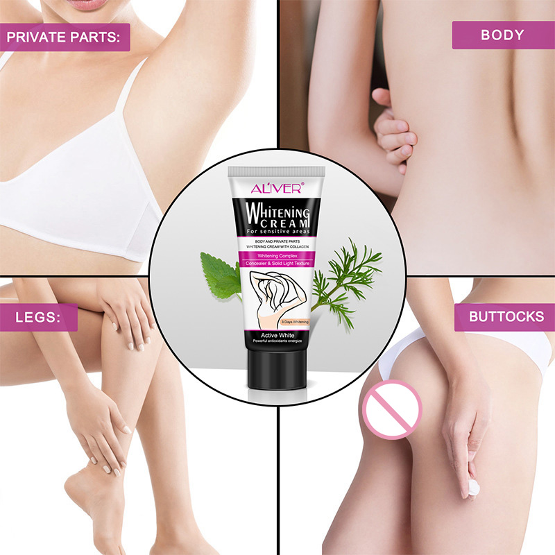 Body Creams Armpit Whitening Cream  2