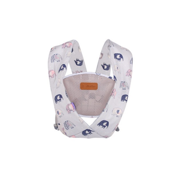 Baby Sling Travel Portability Save Labour Miracle X Type Baby Carriers Kids Infant Holding Belt Lengthen Simple Straps
